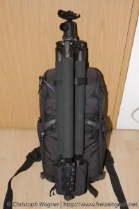 Kata 3N1-20 mit Velbon Sherpa Pro CF 645L